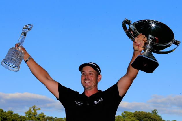 FedEx Cup Standings 2013: Players Who Impressed Most in Points Rankings