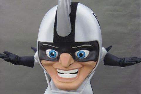 Strange New Oakland Raiders Mascot Leaked for Nickelodeon TV Show
