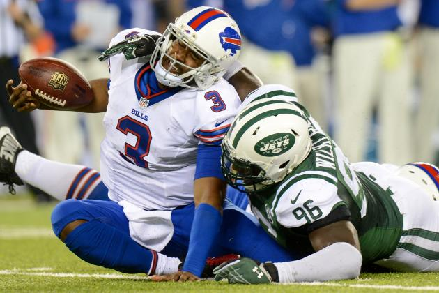 Jets Defense the Difference Against Bills