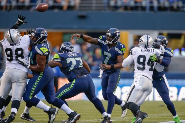 Seattle's Outstanding Roster Depth Evident in Week 3