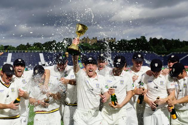 County Championship 2013: What's at Stake for Titles, Promotion, Relegation