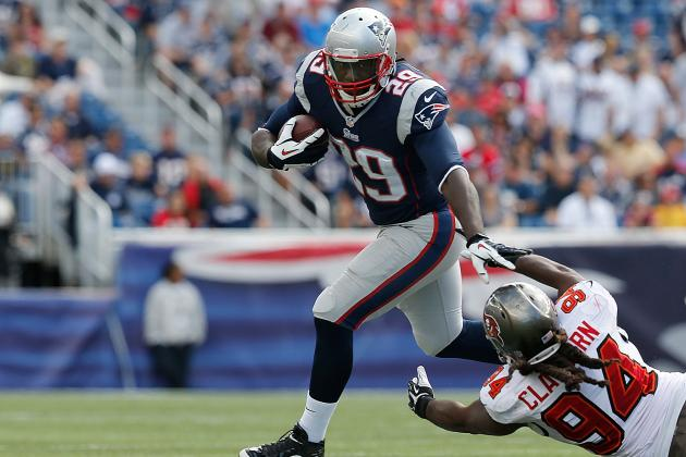 LeGarrette Blount Is Better Short-Term Fantasy Option Than Stevan Ridley