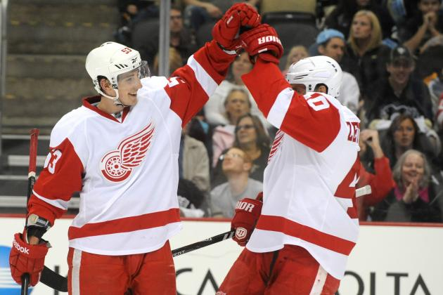 5 Burning Questions for Detroit Red Wings' 2013-14 Season