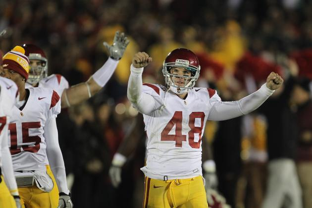 Will Kicker Andre Heidari's Struggles Haunt USC Trojans Down the Stretch?