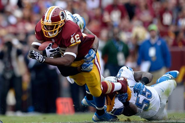 Redskins Fall to 0-3 for 1st Time Since 2001