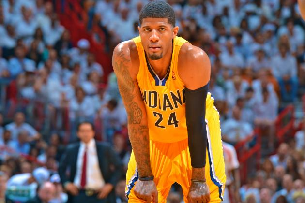 Paul George and Indiana Pacers Finalize Reported 5-Year Contract Extension