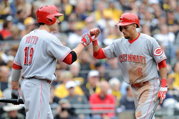 Reds Pound Pirates, Force Tie for Wild Cards