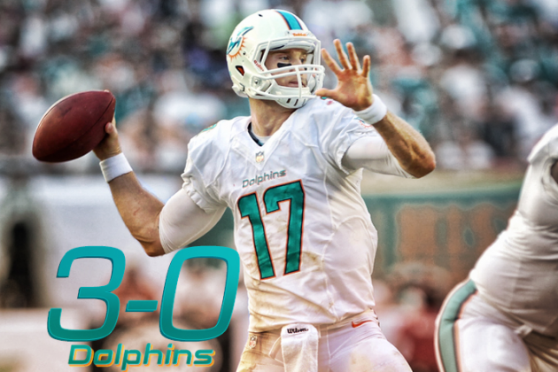 Miami Dolphins Are a Legitimate Threat in AFC Playoff Hunt