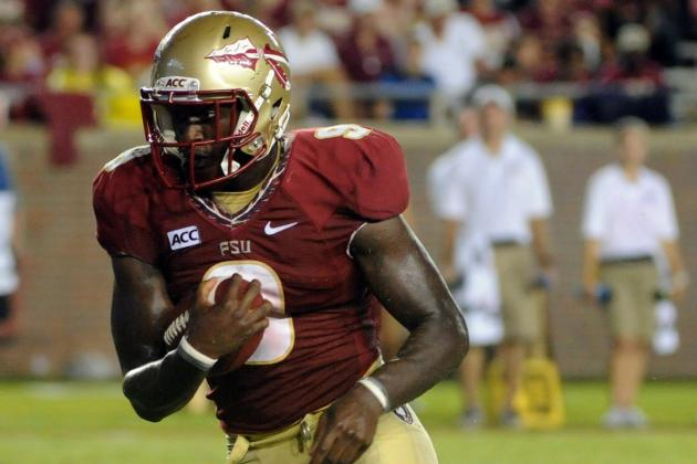 Florida State's Karlos Williams Emerging as a Dangerous Weapon for 'Noles