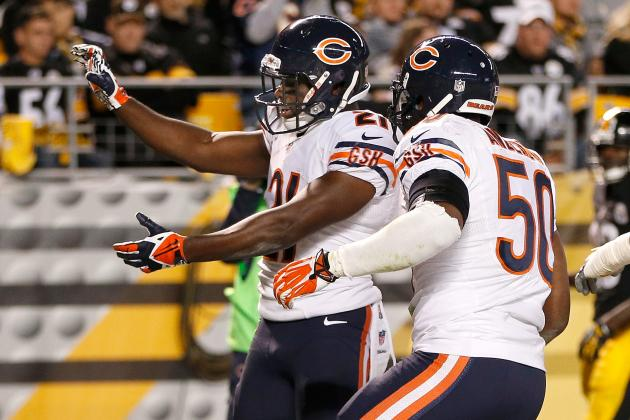 Bears vs. Steelers: Final Grades and Analysis for Chicago