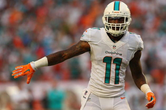 Mike Wallace's Fantasy Trade Value, Updated Outlook After Week 3