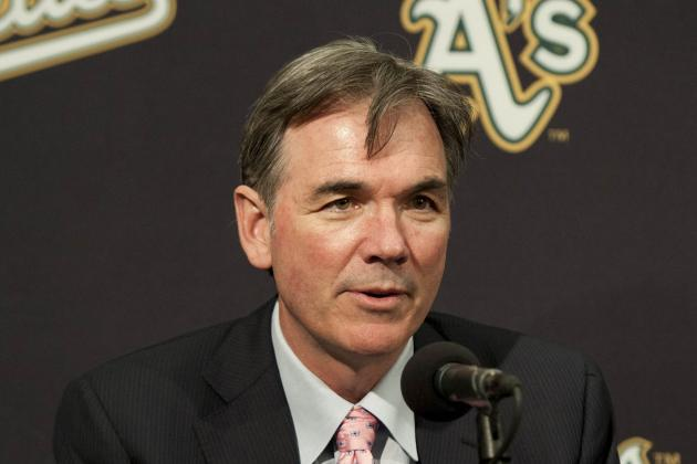 Beane Says Depth Crucial to A's West Title; Crisp Surprises Himself with 20-20