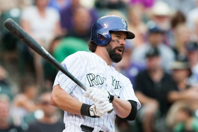 Todd Helton Puts on Show, but Rockies Fall to Heavy-Hitting Arizona