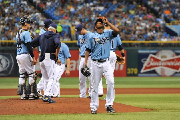 Rays 3, Orioles 1: Romero Good, Bullpen Better as Rays Down O's