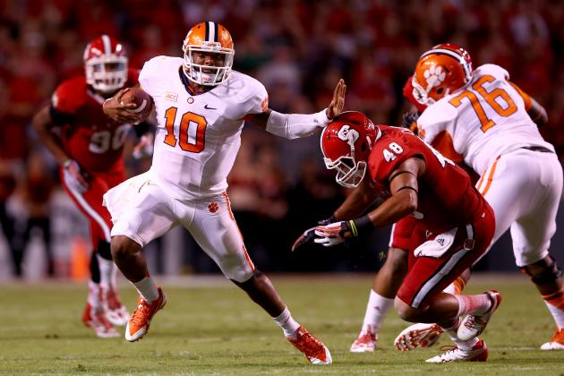 Clemson Football: Analyzing Biggest Issues Facing Tigers' High-Powered Offense