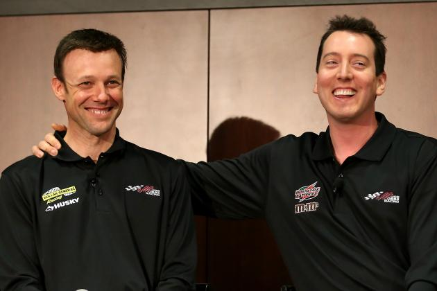 Sylvania 300 2013: How Matt Kenseth and JGR Are Making Magic This Season