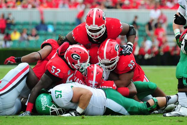 College Football Rankings 2013: Highlighting Most Overvalued Teams