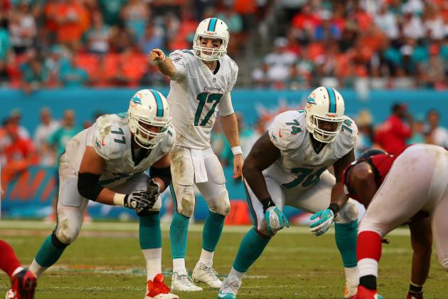 Ryan Tannehill: An Underrated, Yet Soon-to-Be-Elite Quarterback for Miami
