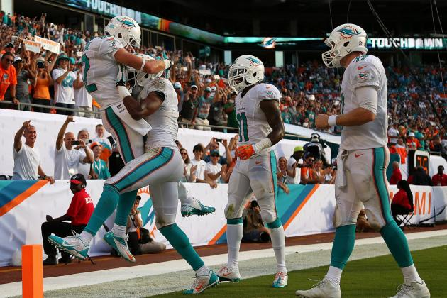 5 Key Takeaways from Miami Dolphins' Week 3 Win Against the Falcons