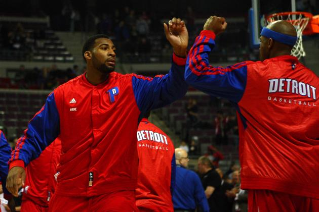 Can Detroit Pistons Afford to Bench Andre Drummond in Crunch Time Again?