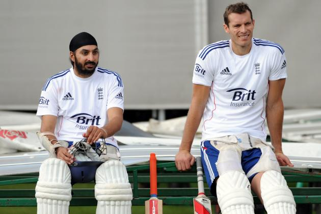 England Name Monty Panesar and Michael Carberry in Ashes Squad for Australia