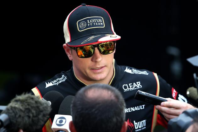 Formula One's Latest Rumours and Talk: Raikkonen Could Miss Korea and More