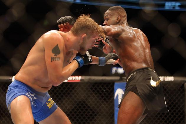 Alexander Gustafsson: Coming of Age in a Dog Fight