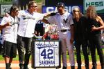 Metallica Helps Yanks Honor Mariano Rivera
