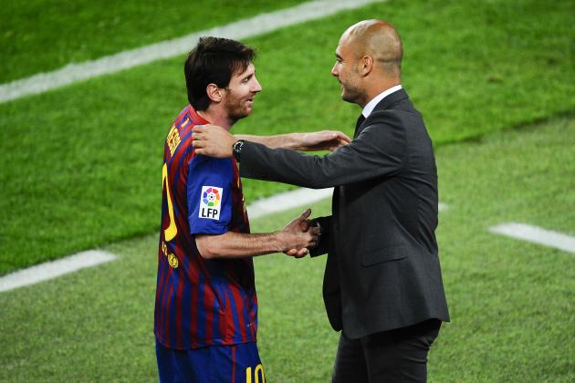 Leo Messi Alleged to Have Humiliated Pep Guardiola with a Can of Coke