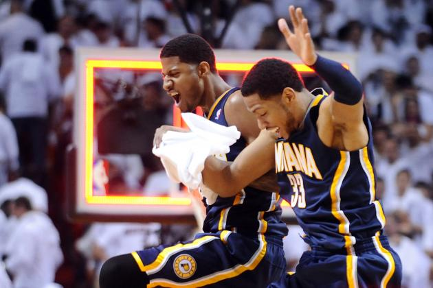 Once Again Paul George, Danny Granger Say They Can Play Well Together