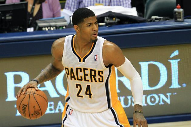 Pacers Forward Paul George Has Found a Home in Indiana