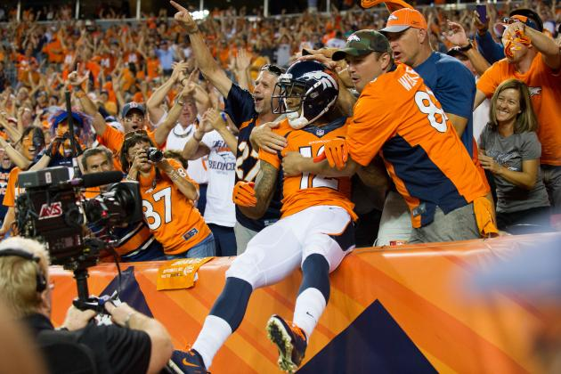 Oakland Raiders vs. Denver Broncos: Betting Odds Preview, Monday Night Pick