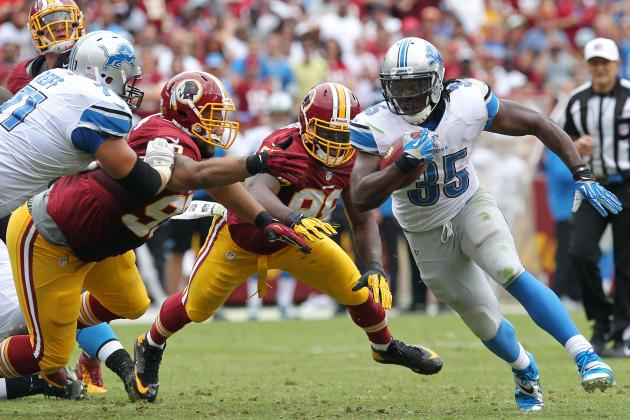 Lions Defeat Redskins: Postgame Notes for Washington