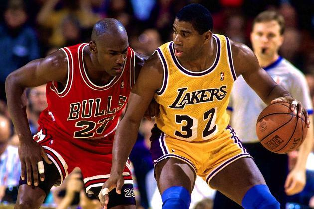 Magic Johnson Calls Michael Jordan the Greatest 1-on-1 Player of All Time