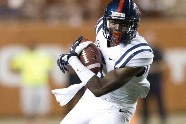Ole Miss WR Laquon Treadwell Is More Like Mike Evans Than Alabama Would Like