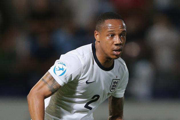 Nathaniel Clyne Among Burgeoning Southampton Talents Edging into England Frame