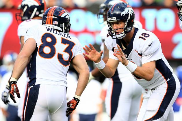 Can the Broncos Go Undefeated in 2013?