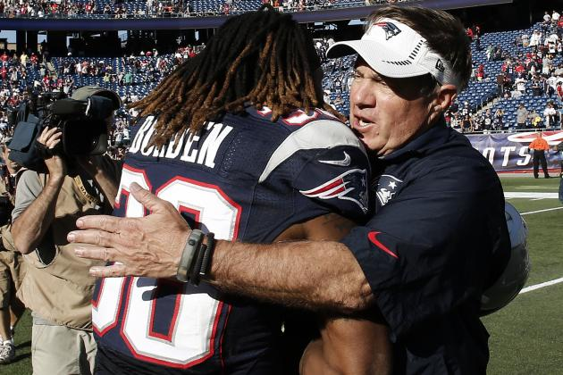Brandon Bolden's Updated 2013 Fantasy Outlook Heading into Week 4