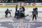 Huge Brawl Erupts in Preseason NHL Game