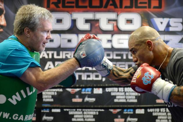 Roach Sees Body-Punching as Key for Cotto Beating Delvin Rodriguez