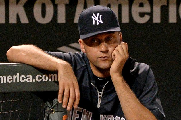 Jeter: 'I've Played My Last Game with Those Two'