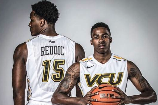 VCU Shows off New Uniforms in Photo Shoot
