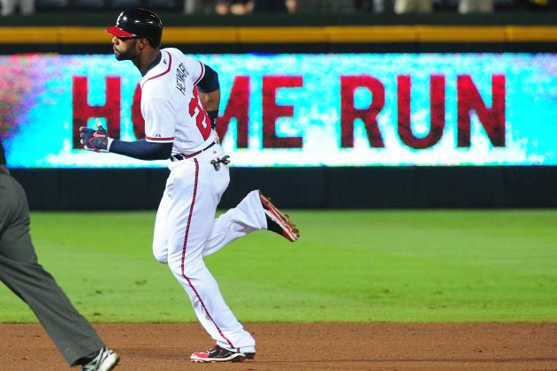 Jason Heyward Could Be 2013 Playoff Hero for Atlanta Braves