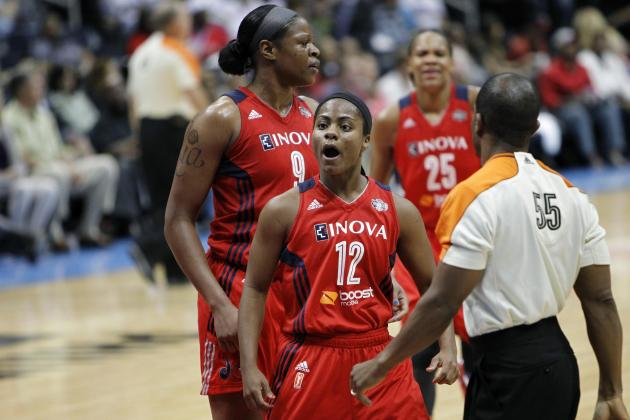 Washington Mystics Must Rebound in Game 3 of WNBA Eastern Conference Semifnals