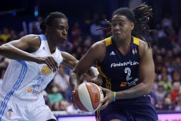 2013 WNBA Playoffs: How the Indiana Fever Beat the Chicago Sky