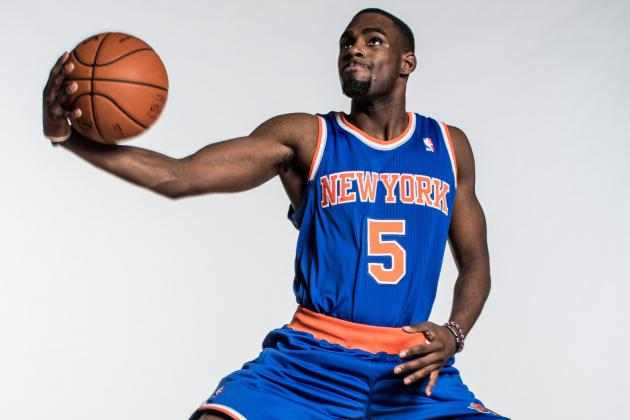 NY Knicks Training Camp 2013: Roster Projections, Team Analysis and Preview
