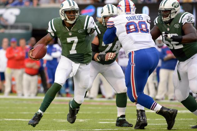 O'Connor: Geno Smith Is One Fearless Rookie