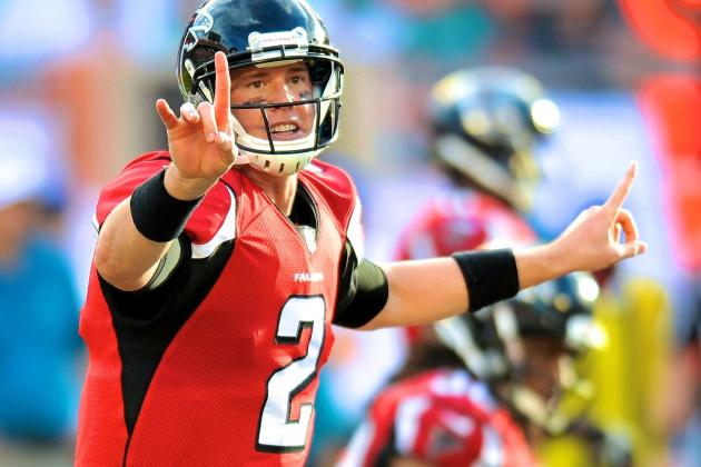 Can the Flawed Atlanta Falcons Still Contend for the Super Bowl?