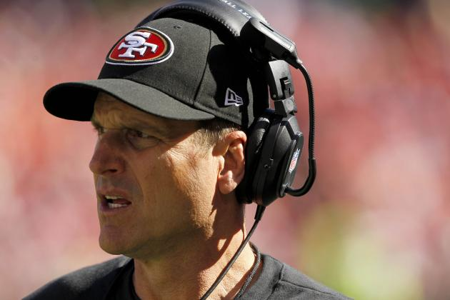 Harbaugh, York, 49ers Receive Badly Needed Comeuppance