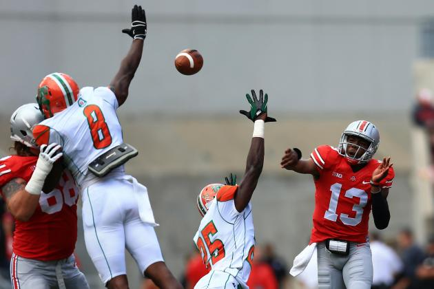 Not so Fast Everybody, Kenny Guiton Hasn't Played a Real Defense Yet